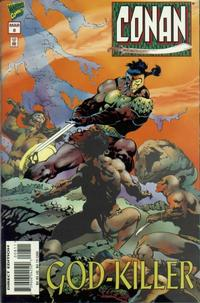 Cover Thumbnail for Conan (Marvel, 1995 series) #8