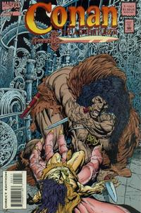 Cover Thumbnail for Conan the Adventurer (Marvel, 1994 series) #5 [Direct Edition]