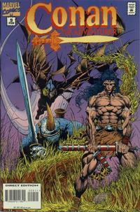 Cover Thumbnail for Conan the Adventurer (Marvel, 1994 series) #9
