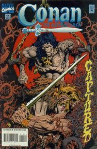 Cover Thumbnail for Conan the Adventurer (Marvel, 1994 series) #11
