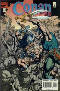 Cover Thumbnail for Conan the Adventurer (Marvel, 1994 series) #13
