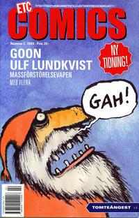 Cover Thumbnail for ETC Comics (ETC, 2004 series) #2/2004