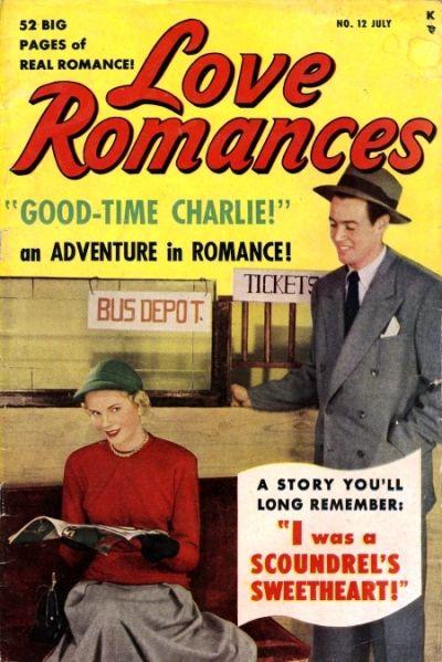 Cover for Love Romances (Marvel, 1949 series) #12