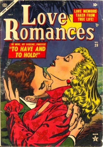 Cover for Love Romances (Marvel, 1949 series) #29