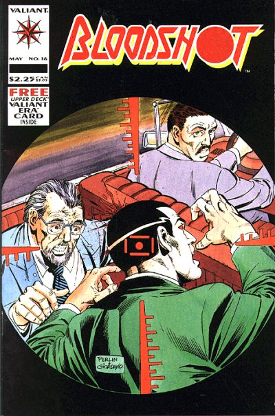 Cover for Bloodshot (Acclaim / Valiant, 1993 series) #16