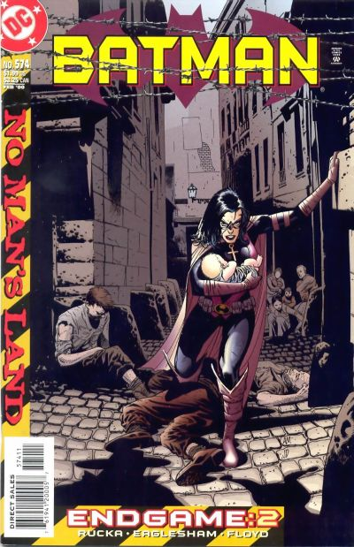 Cover for Batman (DC, 1940 series) #574