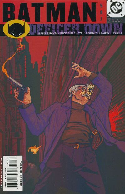 Cover for Batman (DC, 1940 series) #587