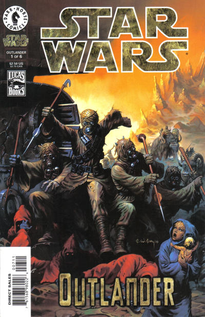 Cover for Star Wars (Dark Horse, 1998 series) #7