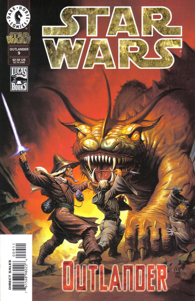 Cover for Star Wars (Dark Horse, 1998 series) #9