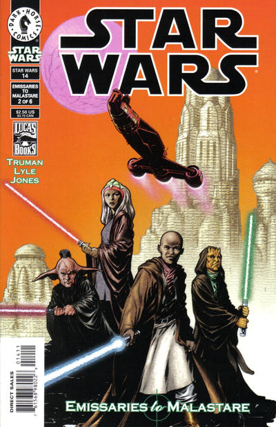 Cover for Star Wars (Dark Horse, 1998 series) #14