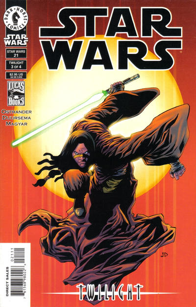 Cover for Star Wars (Dark Horse, 1998 series) #21