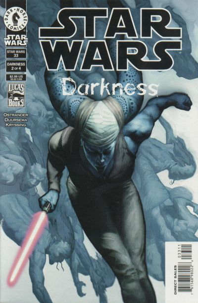 Cover for Star Wars (Dark Horse, 1998 series) #33