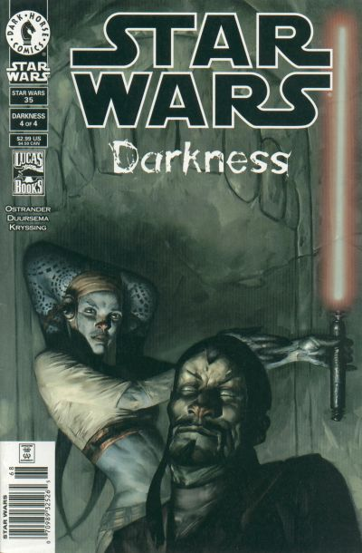 Cover for Star Wars (Dark Horse, 1998 series) #35