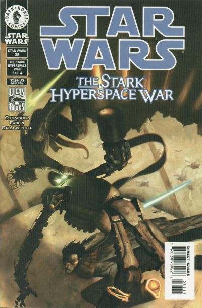Cover for Star Wars (Dark Horse, 1998 series) #36