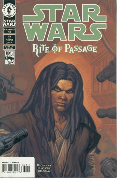Cover for Star Wars (Dark Horse, 1998 series) #43