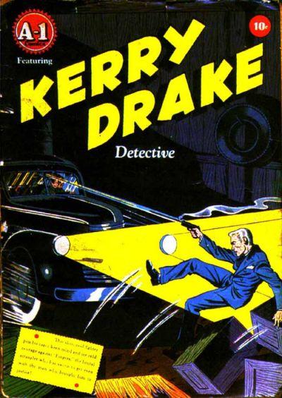 Cover for A-1 (Magazine Enterprises, 1945 series) #[1]