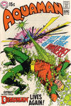 Cover for Aquaman (DC, 1962 series) #50