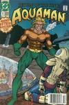 Cover Thumbnail for Aquaman (1991 series) #1 [Newsstand]