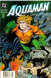 Cover for Aquaman: Time and Tide (DC, 1993 series) #3 [Newsstand]