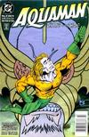 Cover for Aquaman: Time and Tide (DC, 1993 series) #4 [Newsstand]