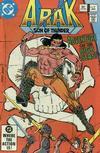 Cover for Arak / Son of Thunder (DC, 1981 series) #9 [Direct]