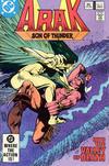 Cover for Arak / Son of Thunder (DC, 1981 series) #11 [Direct]