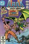 Cover for Arak / Son of Thunder (DC, 1981 series) #13 [Direct]