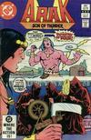 Cover for Arak / Son of Thunder (DC, 1981 series) #14 [Direct]