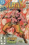 Cover for Arak / Son of Thunder (DC, 1981 series) #15 [Direct]