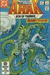Cover for Arak / Son of Thunder (DC, 1981 series) #16 [Direct]