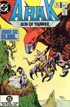 Cover for Arak / Son of Thunder (DC, 1981 series) #19 [Direct]