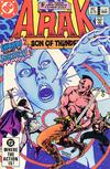 Cover for Arak / Son of Thunder (DC, 1981 series) #21 [Direct]