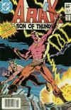 Cover Thumbnail for Arak / Son of Thunder (1981 series) #26 [Newsstand]