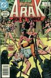 Cover Thumbnail for Arak / Son of Thunder (1981 series) #28 [Newsstand]