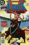 Cover for Arak / Son of Thunder (DC, 1981 series) #41 [Newsstand]