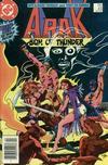 Cover for Arak / Son of Thunder (DC, 1981 series) #43 [Newsstand]