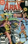 Cover for Arak / Son of Thunder (DC, 1981 series) #46 [Direct]
