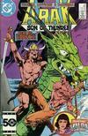 Cover for Arak / Son of Thunder (DC, 1981 series) #47 [Direct]