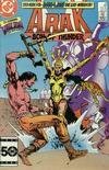 Cover for Arak / Son of Thunder (DC, 1981 series) #48 [Direct]