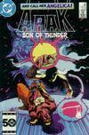 Cover for Arak / Son of Thunder (DC, 1981 series) #49 [Direct]