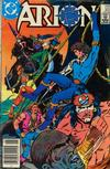 Cover Thumbnail for Arion, Lord of Atlantis (1982 series) #20 [Newsstand]