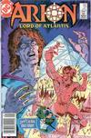 Cover Thumbnail for Arion, Lord of Atlantis (1982 series) #27 [Canadian]