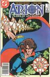 Cover Thumbnail for Arion, Lord of Atlantis (1982 series) #33 [Canadian]