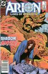 Cover Thumbnail for Arion, Lord of Atlantis (1982 series) #34 [Canadian]
