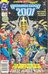 Cover Thumbnail for Armageddon 2001 (1991 series) #1 [Newsstand]