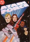 Cover for Atari Force (DC, 1982 series) #2
