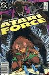 Cover Thumbnail for Atari Force (1984 series) #14 [Newsstand Edition]