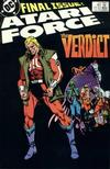 Cover for Atari Force (DC, 1984 series) #20
