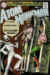 Cover for The Atom & Hawkman (DC, 1968 series) #44