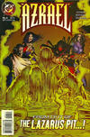 Cover for Azrael (DC, 1995 series) #6
